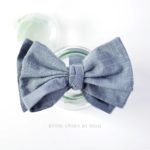 Focal Point self tie bow tie