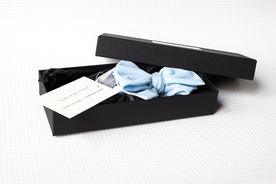Bow tie gift package