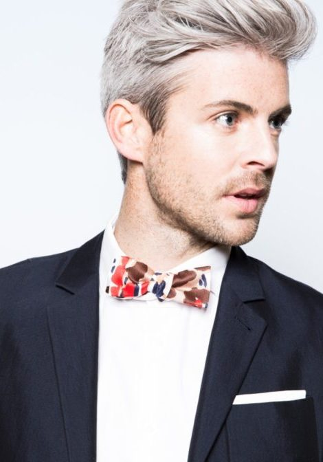 crypsis self tie bow tie cotton